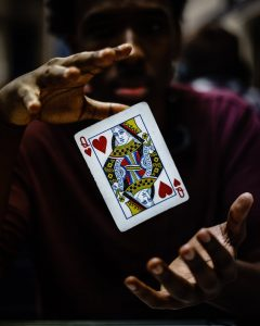 Magician _tricks